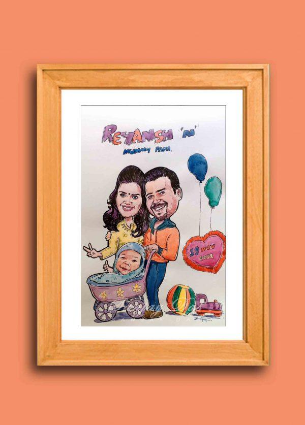 caricature-artist-in-delhi