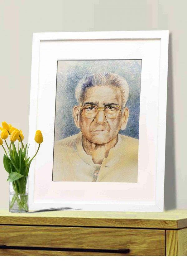 color-pencil-portrait-artist-in-delhi