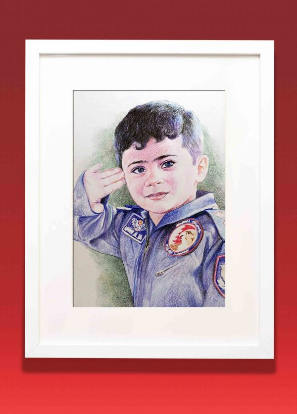 color-pencil-portrait-artist-in-delhi
