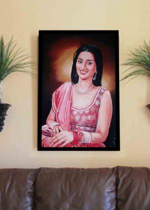 oil-portrait-artist-in-delhi